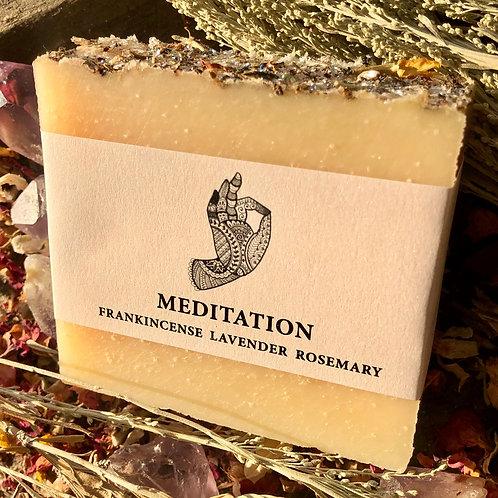 Meditation Goat's Milk 4oz Soap