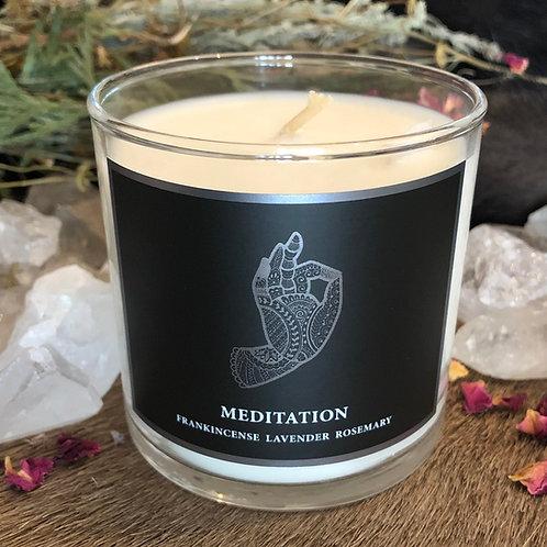 Meditation 6oz Candle