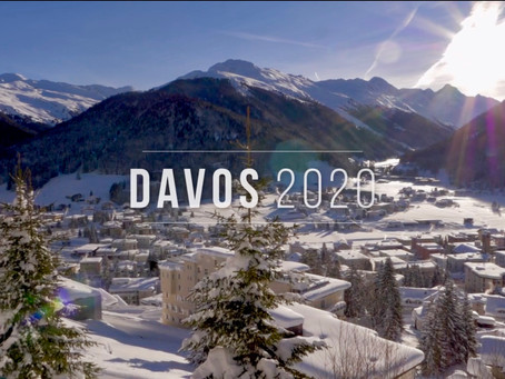 Davos 2020 Annual World Economic Forum (WEF): Jumptuit Data Empowerment Creating Equal Opportunity