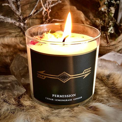 Permission 6oz Candle
