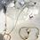 Thumbnail: Moonstone + Herkimer Diamond + Pearl + Strawberry Quartz Oriah Slip Necklace