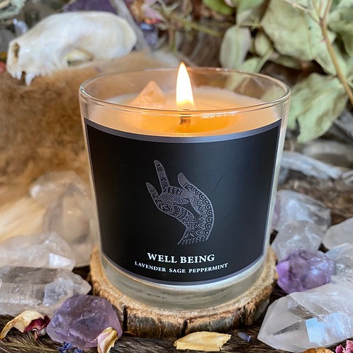 Well Being 6oz Candle