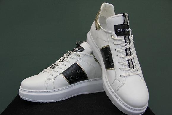 Café Noir- weiße Sneaker