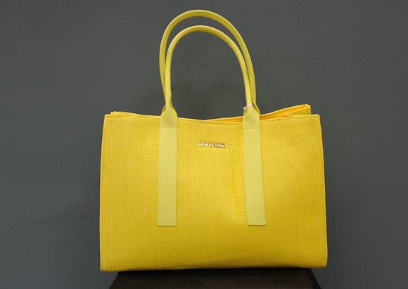 Cafe Noir- gelbe Tasche
