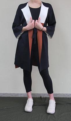 Liviana Conti- schwarzer Cardigan
