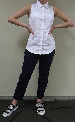 SOLUZIONE- weiße Bluse