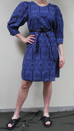 s.Oliver (red Label)- blaues Kleid