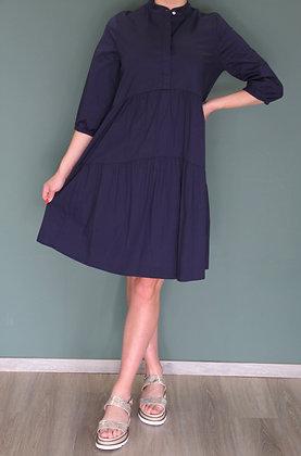 Oui- blaues Kleid
