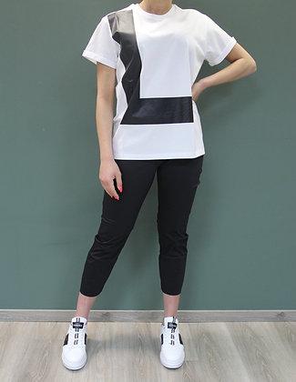 Liviana Conti- weißes T-Shirt