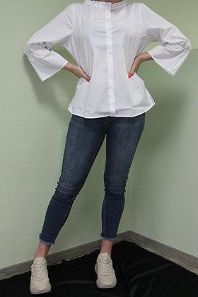byMi- weiße Bluse