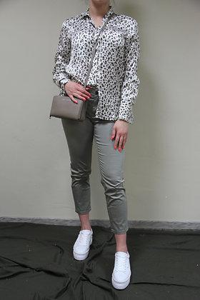 byMi- leoparden Bluse