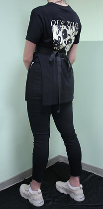 Liviana Conti- schwarzes Bindeshirt