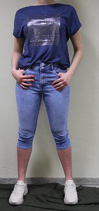 s.Oliver (red Label)- hellblaue 3/4 Jeans