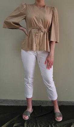 Liviana Conti- beige Bluse