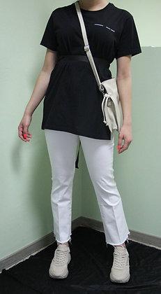 MotherJeans- weißeJeans