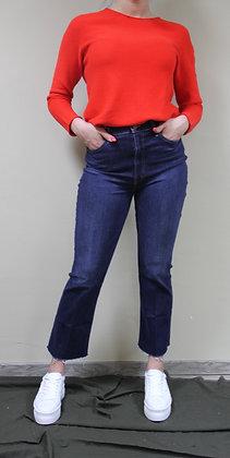 MotherJeans- blaue Jeans