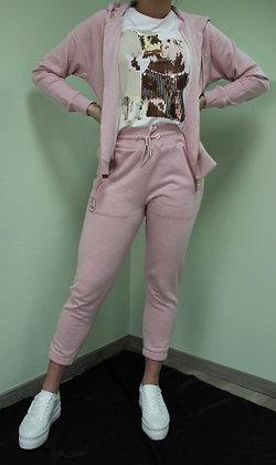 MosMosh- rosane Sweatshirtjacke