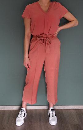 s.Oliver (black Label)- korallfarbene Bluse