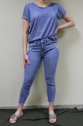s.Oliver (black Label)- blaue Jeans