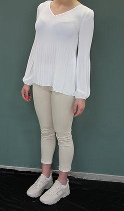 s.Oliver (black Label)- weiße Bluse