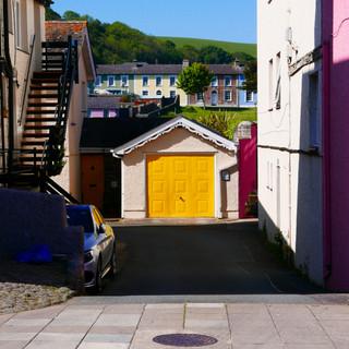 Yellow, Aberystwyth