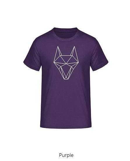 """T-Shirt """"Contrast Fox"""""""