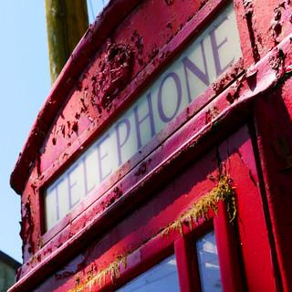 Public Phone,  Aberystwyth