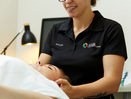 Asher Quigg - Remedial Massage Therapist