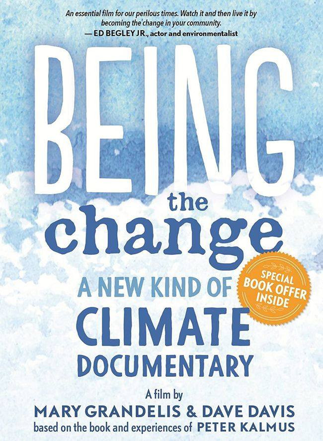 Book Being the Change: Live Well and Spark a Climate Revolution