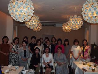 T-Life Academy校長  加藤淳子の プロトコール&マナーズのセミナー開催ご報告