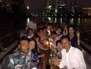 『2016中之島シャンパンクルーズ&テラスBBQ Party』開催のご報告