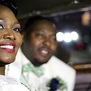 Ebony + Brian's Wedding