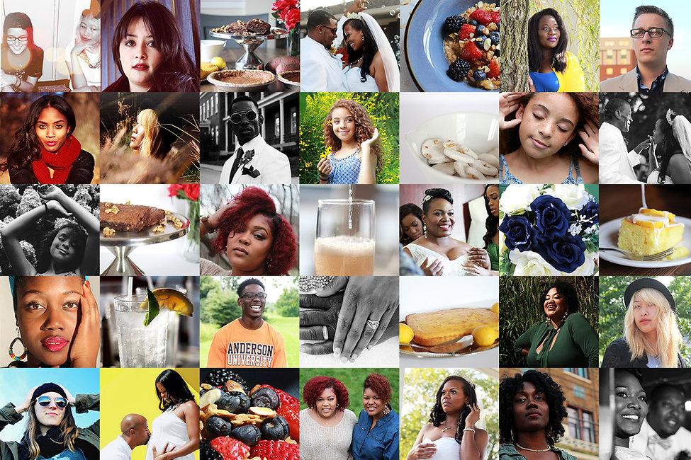 portraits,weddings,products,food,design