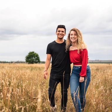Melanie & Fabian