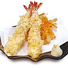 大海老天ぷら定食