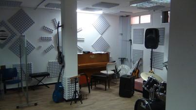 חדר מוסיקה - שקדיה