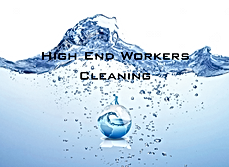 High End Workers Cleaning