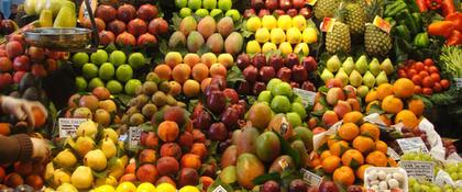 Técnicas de ventas de fruteria