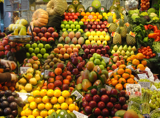 Alimentos que aportan Glutatión