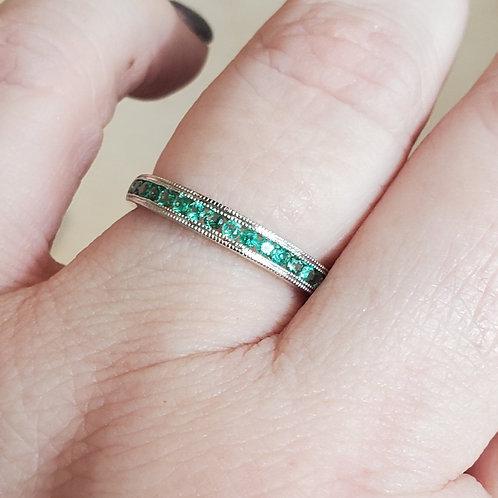 Emerald Stackable