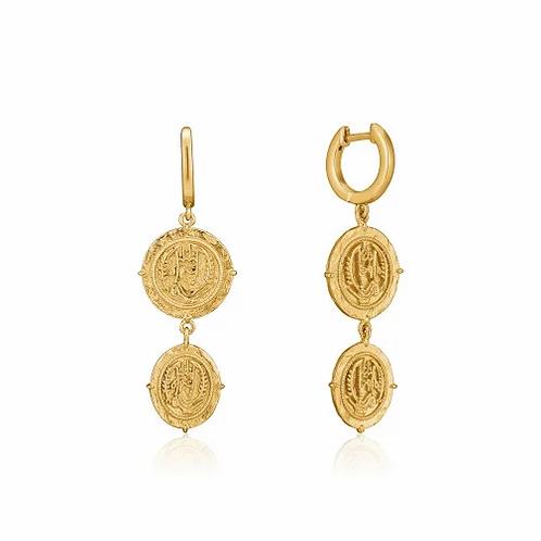 Gold Digger Earrings