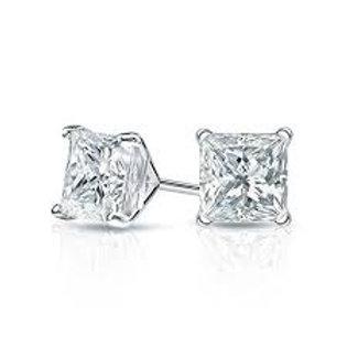 0.35ctw Diamond Stud Earrings