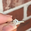 Thumbnail: Solitaire Engagement Ring