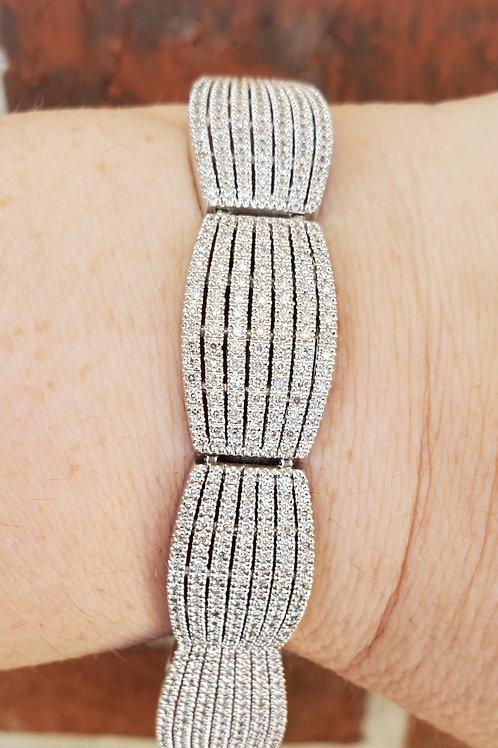 5.50ctw Diamond Bracelet