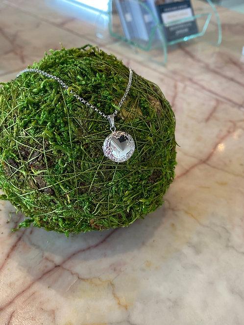 Small Round Locket