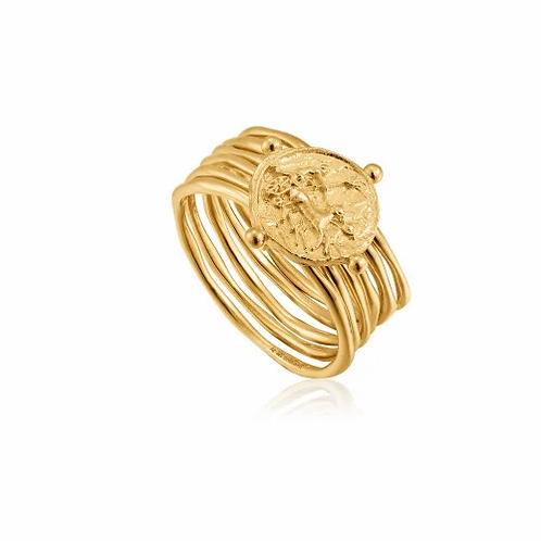 Gold Digger Ring