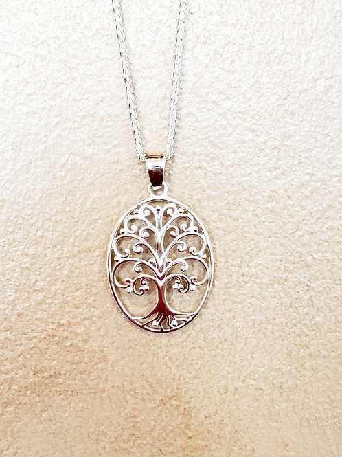Large Oval Tree of Life