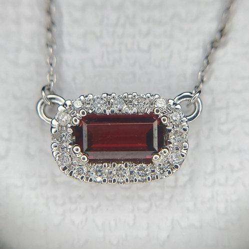 Birthstone Necklace