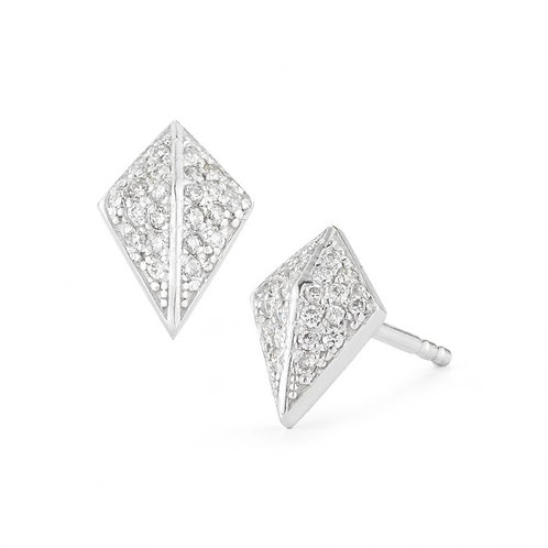 Diamond Knight Earrings