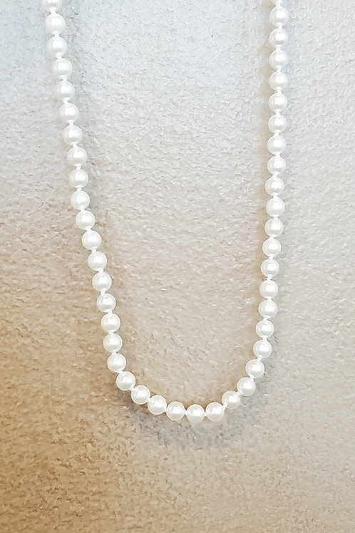 5.00-5.50mm Pearl Necklace